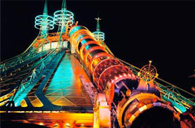 Space Mountain Mission 2 - Discoveryland