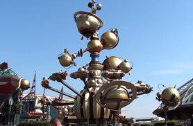 Orbitron, Machines Volantes - Discoveryland