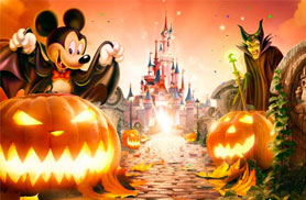 Halloween Disneyland Paris
