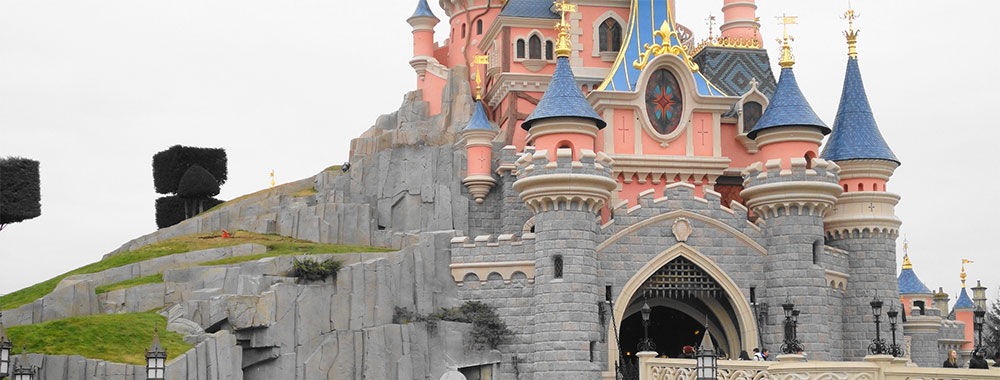Parque Disneyland Paris EuroDisney